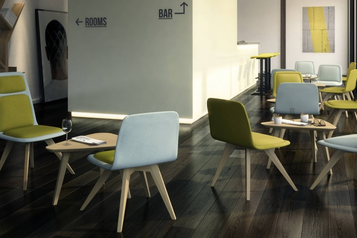Vous souhaitez aménager votre surface de bureaux, votre restaurant, ou encore votre commerce. Profitez de l'expertise de Story dans la décoration