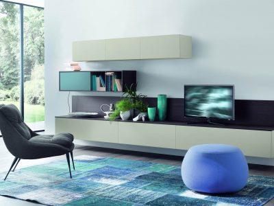 Collection composable à l'infini. Modules, étagères, panneaux muraux, blocs tiroirs ... Tout est réalisable selon vos envies et votre intérieur.