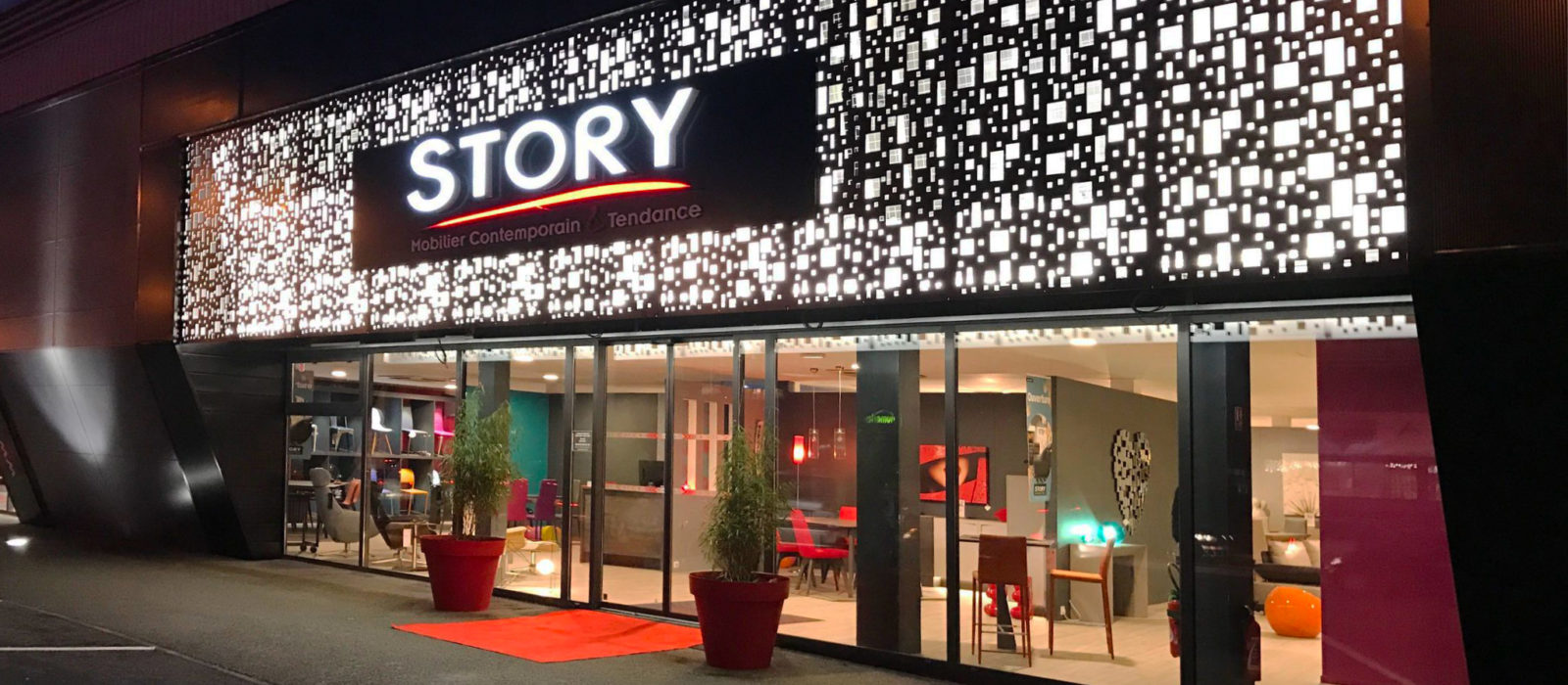 Bordeaux Story Story