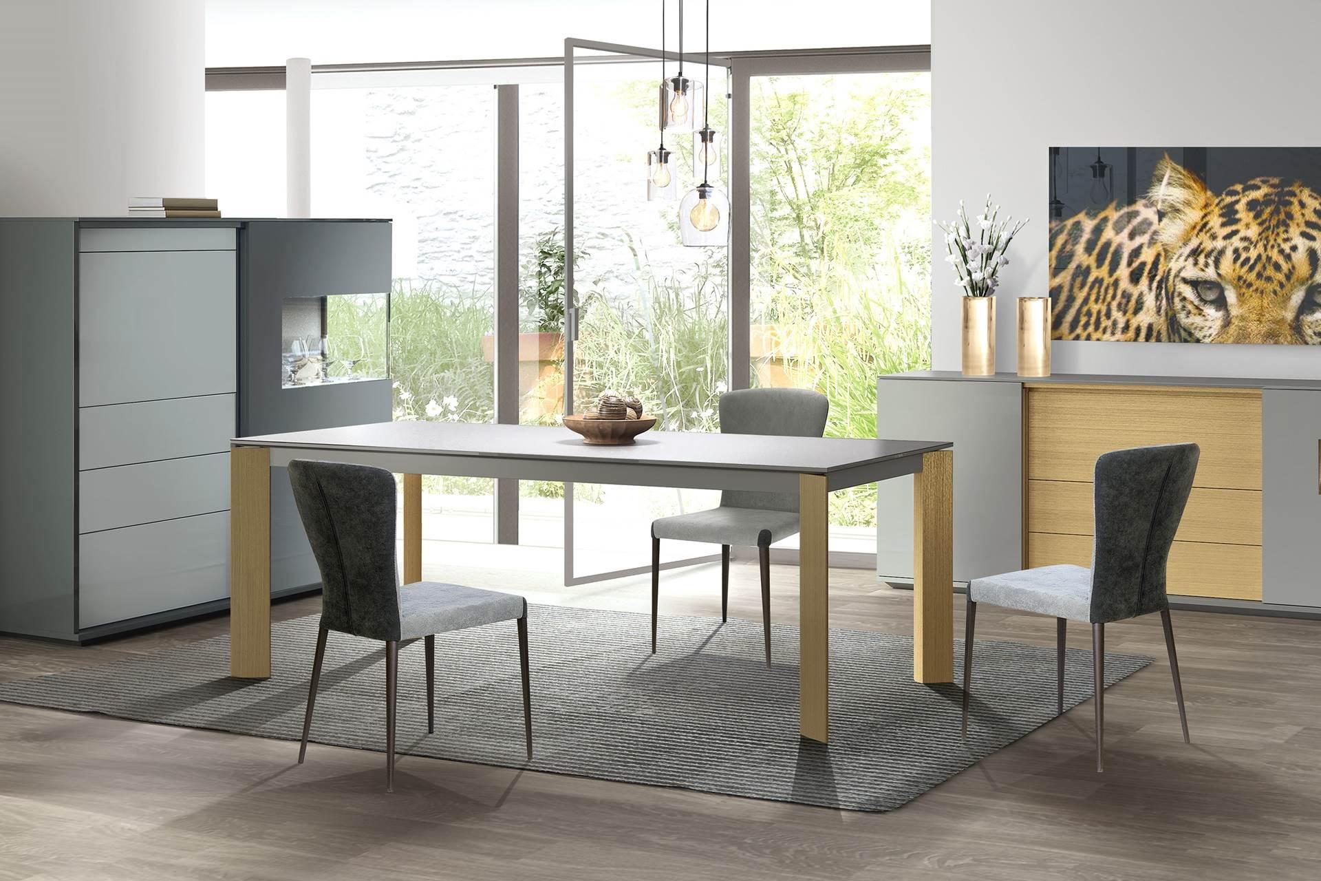 s jour contemporain laque et bois story. Black Bedroom Furniture Sets. Home Design Ideas