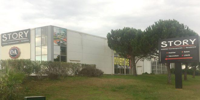 STORY Fréjus magasin de meubles
