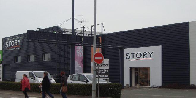 STORY Les Sables magasin de meuble