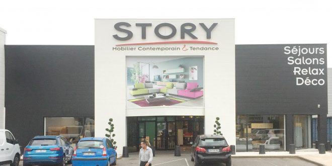 STORY Lyon St Priest magasin de meuble