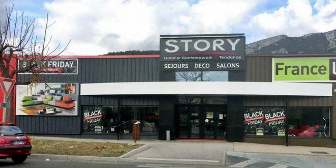 STORY Toulon magasin de meubles