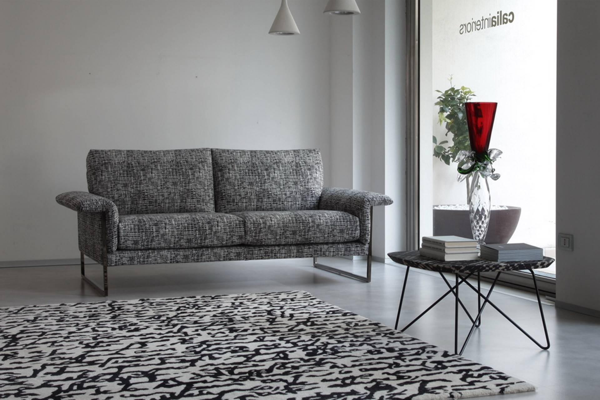 canap contemporain lignes pur es sans t ti re story. Black Bedroom Furniture Sets. Home Design Ideas