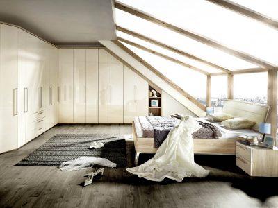 Cette chambre avec dressing vous permettra d'optimiser l'espace de votre pièce pour la rendre fonctionnelle. Existe en très nombreuses dimensions