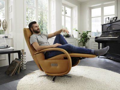 Ce fauteuil relaxation se décline dans de nombreuses formes différentes. Disponible sur batterie, et dans de nombreux coloris