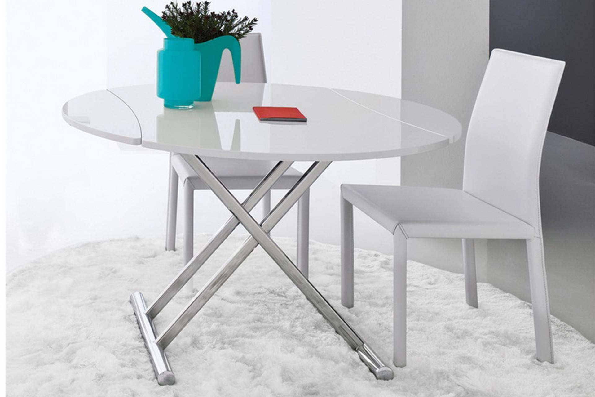 table basse 4 story. Black Bedroom Furniture Sets. Home Design Ideas