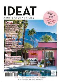 magazine Ideat juillet aout 2018
