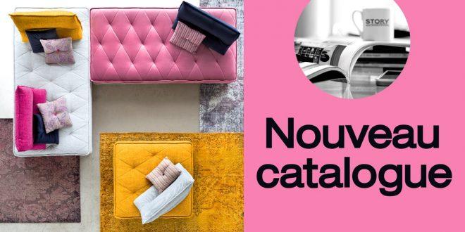 Sortie du nouveau catalogue Story 2018 2019