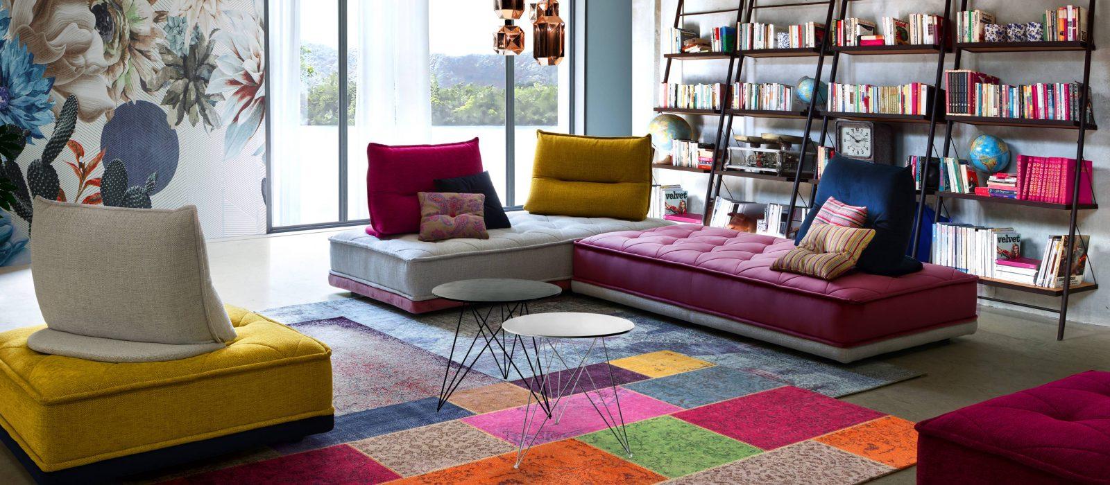Story, mobilier contemporain et tendance, salons, séjours, chambres..