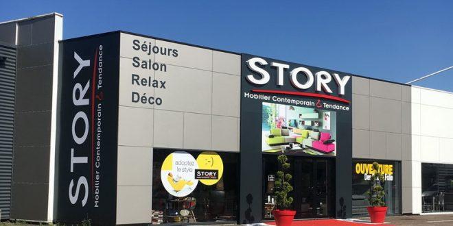 STORY Metz magasin de meuble