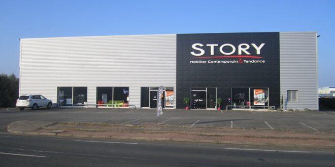 STORY Tours magasin de meubles
