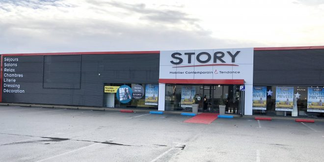 STORY Vannes magasin de meubles