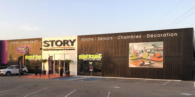 STORY Roanne magasin de meubles