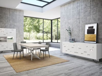 Séjour contemporain design - STORY