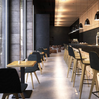 Hotels restaurants Ameublement Pro STORY