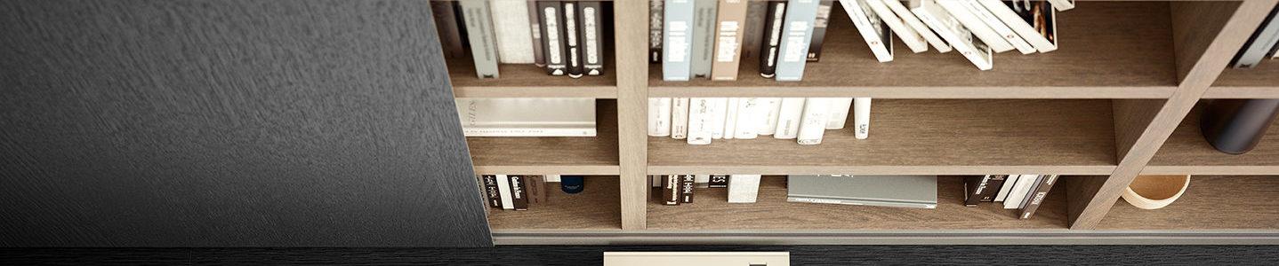 Bibliothèque STORY Mobilier contemporain et tendance