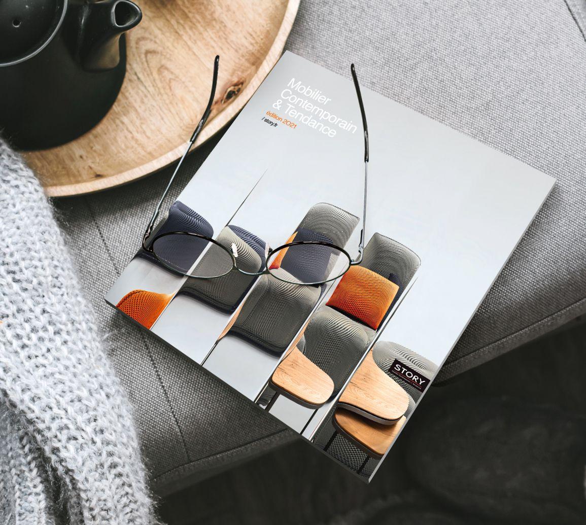 Nouveau catalogue STORY - Mobilier contemporain et tendance