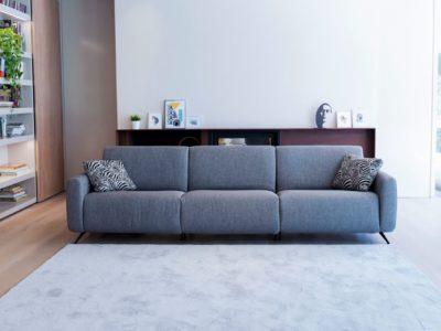 Canapé relaxation en tissu - STORY Mobilier contemporain et tendance