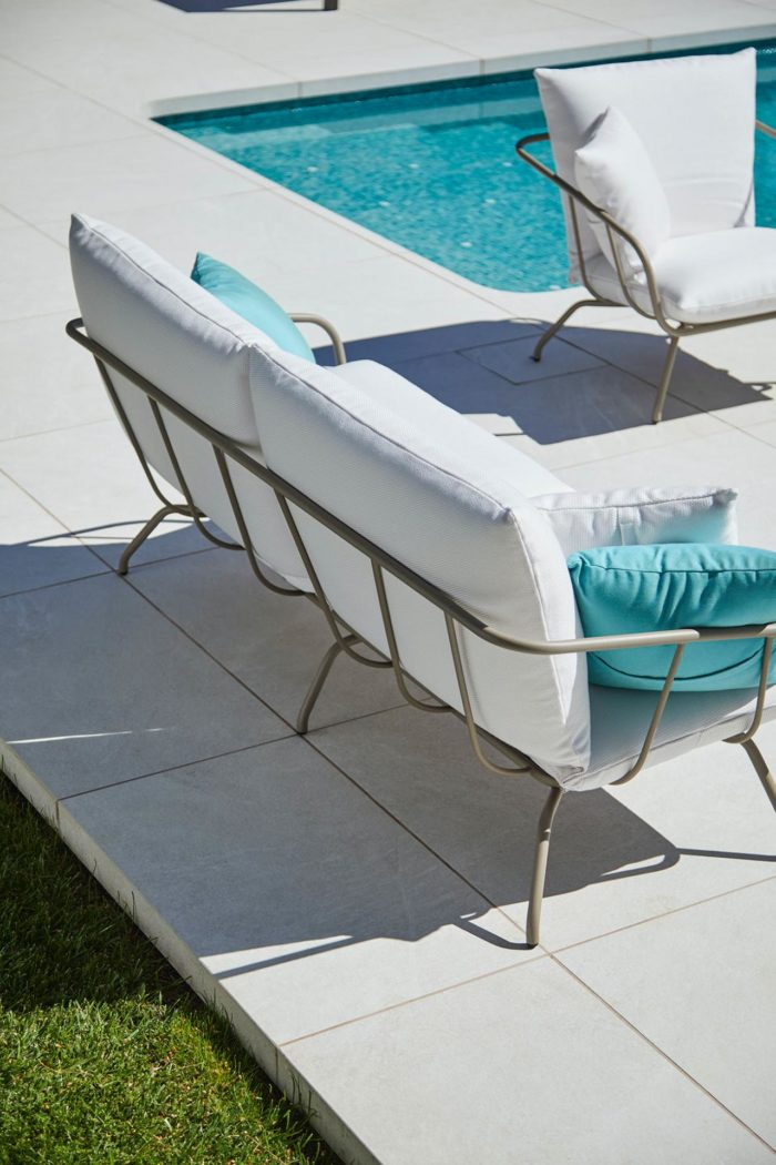 Outdoor canapé STORY Mobilier contemporain et tendance